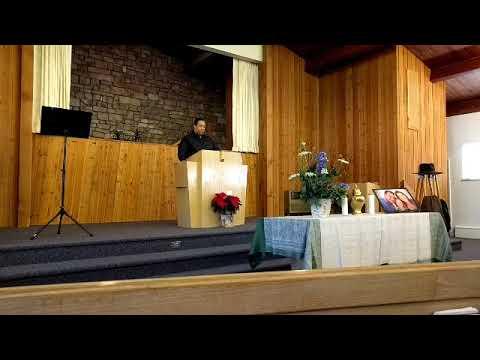 Steven Bailey's Memorial Service, 12217