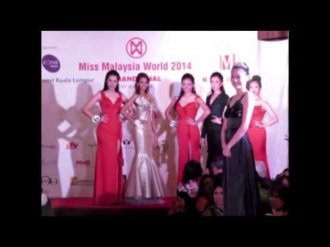 Miss Malaysia World 2014 Grand Final (Part 4) - The Crowning Moment of Dewi Liana Seriestha