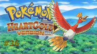 El encuentro con el ave Fénix/Pokemon Heart Gold #36