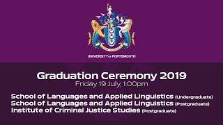 School of Languages & Institute of Criminal Justice Studies