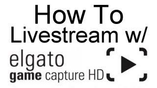 Elgato Audio Balance & Game Chat Recording Tutorial. Видео