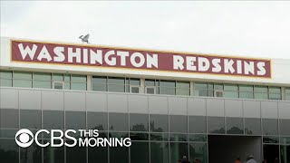 Washington Redskins officially drop name amid calls from activists and sponsors