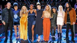 I Pick Miley - The Voice #TeamMiley Contestants
