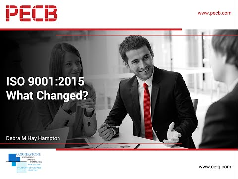 ISO 9001:2015 What Are the Main Changes?