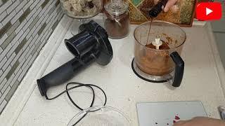 Evde mutfak robotu ile 30 dakikada yapılan lezzetli #çiğköfte tarifi 🤗