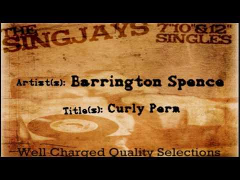 Barrington Spence Barrington Spence