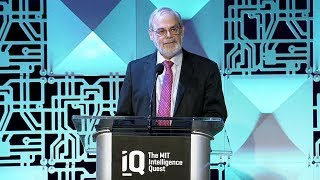 MIT Intelligence Quest Launch: The Bridge – Applying the Tools of Augmented Intelligence