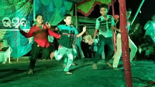 Sanu dance