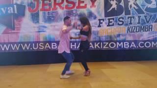 Daniel y Desiree, New Jersey BK Festival '16 - Como Te Atreves