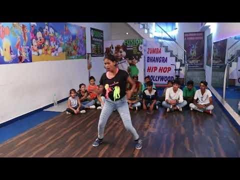 Fusion Dance Performance ||  Main Tera Boyfriend Song dance
