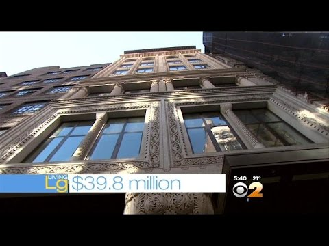 Living Large: A Celebrity Building On East 11th Street