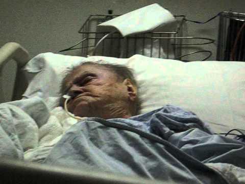 Grandmother Takes Last Breaths In ICU