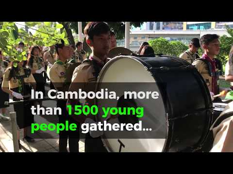 International Youth Day 2017 in Cambodia at ITC