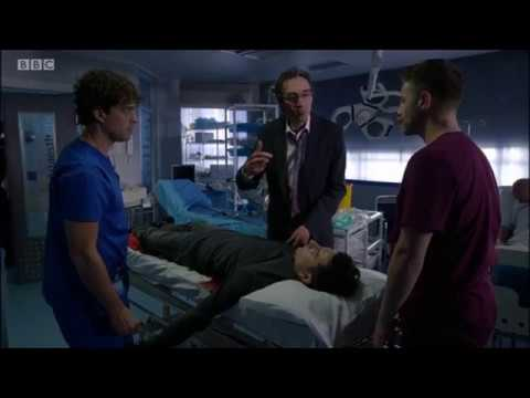 Holby City -  Frederik Death