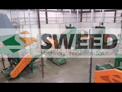 Sweed Separation System for Copper & Aluminum Recovery