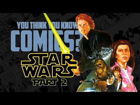 Star Wars (Dark Horse) - You Think You Know Comics?