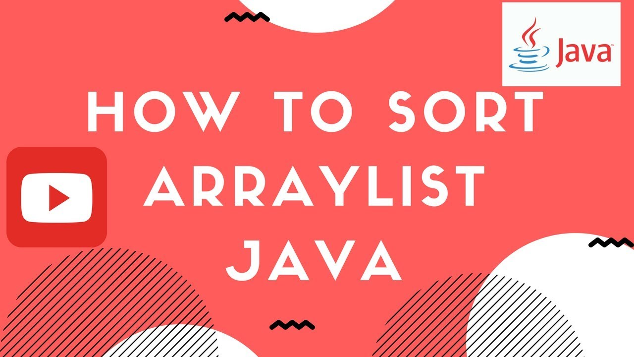 how to sort an arraylist collections sort