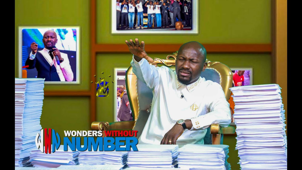Download Apostle Suleman LIVE::🔥OH GOD ARISE!!! (WWN #Day12 - October Second Edition) 20th Oct. 2021