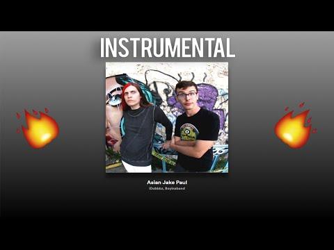 iDubbbzTV - Asian Jake Paul *INSTRUMENTAL* (RICEGUM DISSTRACK)