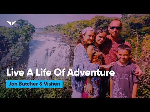 How To Travel The World Without Compromising Your Family & Career | Jon Butcher