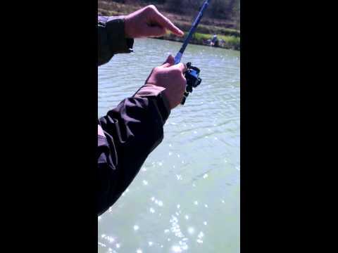 Fishing With The Pocket Rocket Pro Pen Rod