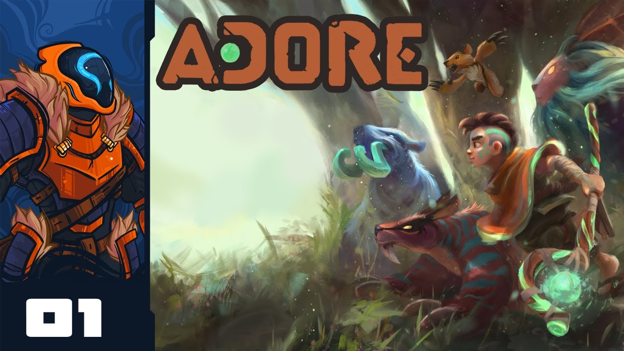 Download Let's Play Adore [Early Access] - PC Gameplay Part 1 - Monster Taming Roguelite? Sounds Neat!