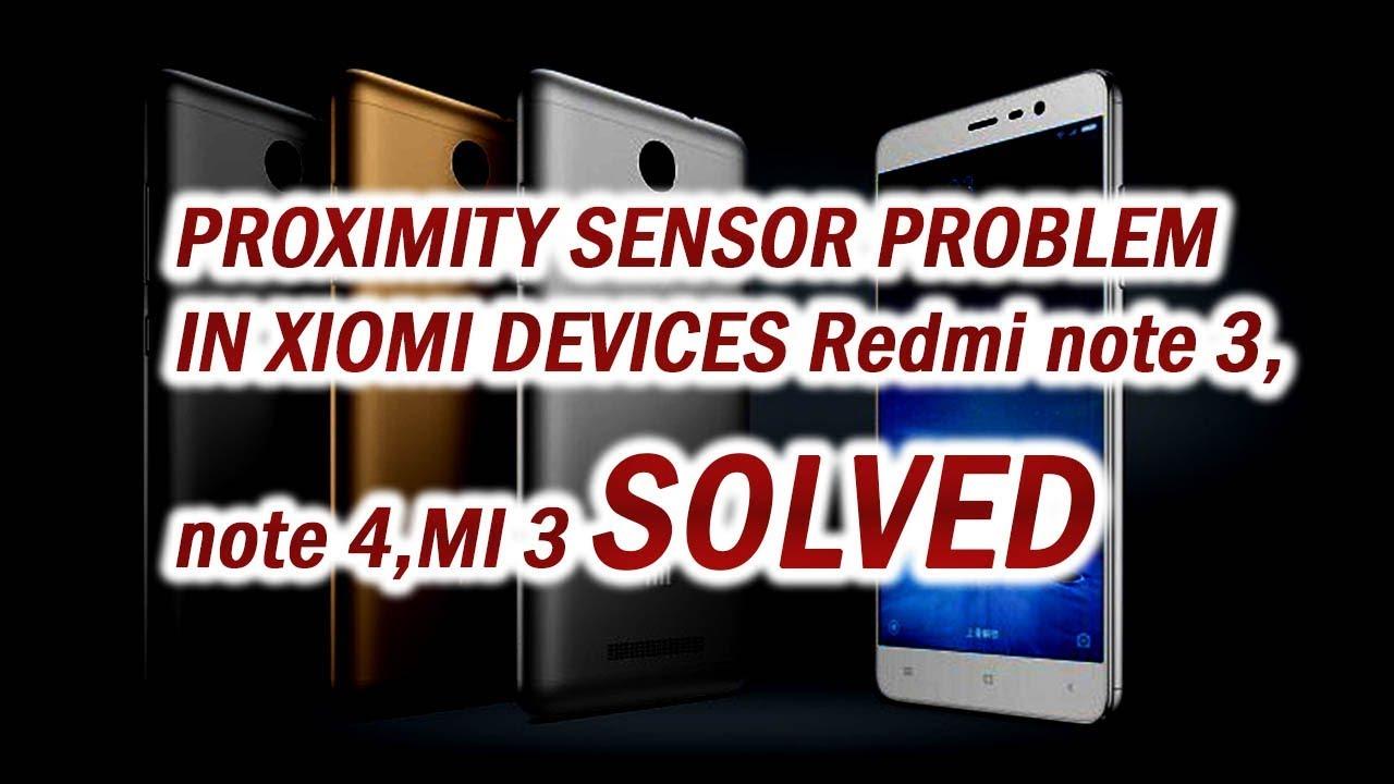 Proximity Sensor Problem