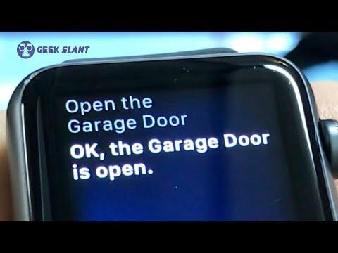 How To Make A Diy Homekit Smart Garage Door Opener With A