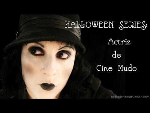 HALLOWEEN SERIES: Actriz de Cine Mudo