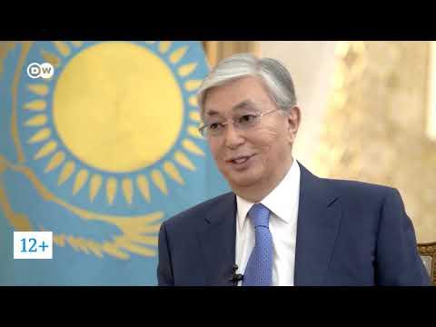Токаев заявил что Казахстан не считает присоединение Крыма к России аннексией