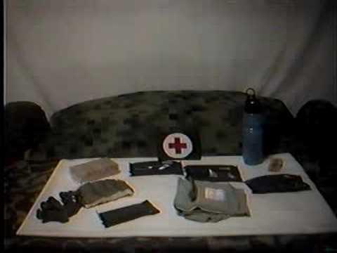 Militia Medical Item Revue --//--