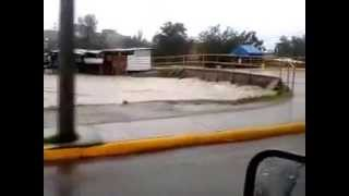 "Inundacion ""BORDO NORTE"" piedras negras"