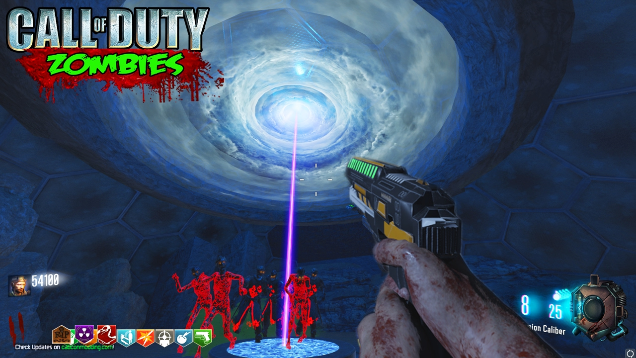 AGARTHA'S SALVATION EASTER EGG! - BLACK OPS 3 CUSTOM ZOMBIES