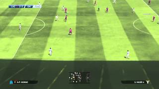 SS Lazio Highlights PES 2015 Online Match
