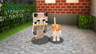 ICH HABE IHRE KATZE GEKLAUT?! - Minecraft [Deutsch/HD]