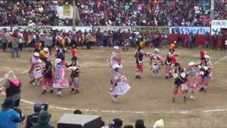 Junin mayo 2013 Barrio de Julca Concurso de Chonguinada