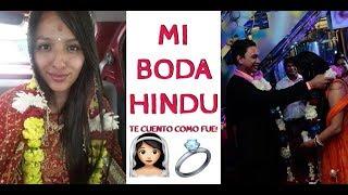 MI BODA HINDU! TE CUENTO COMO FUE | MEXICANA EN LA INDIA |