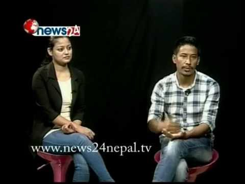 NISCHAL BASNET(FILM DIRECTOR) AND RICHA SHARMA(ACTRESS)-ISSUE OF THE DAY