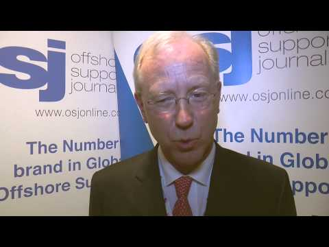Geir Sjurseth Global Head of Offshore DVB Bank speaks to the Offshore Support Journal Feb 2015