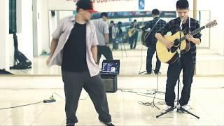 Fingerstyle guitar kết hợp với beatbox và popping ngẫu hứngsáng chủ nhật