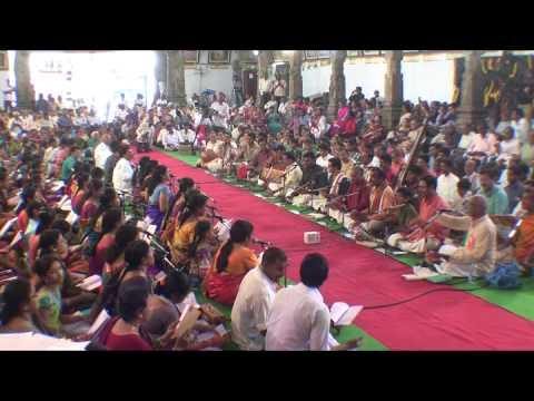 Sreeramula Divya Namasmarana (Saveri) - Gosti ganam of Ramadasu navaratna keertanas