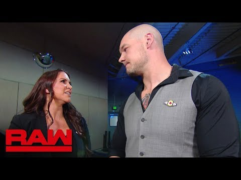 Baron Corbin's job is on the line: Raw, Sept. 24, 2018