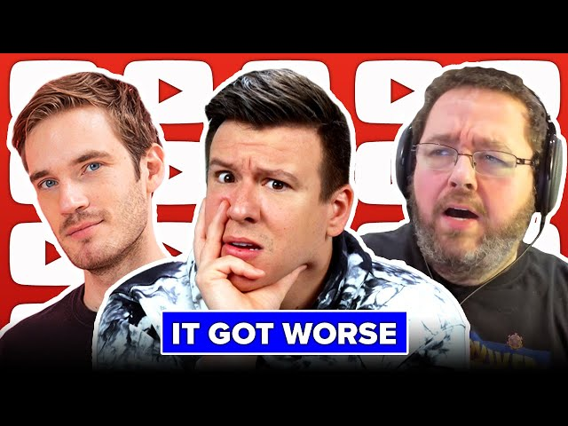 WOW IT GOT WORSE! YouTuber Arrested After