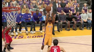 Rappers Rep Their Hometowns in NBA 2K Simulation