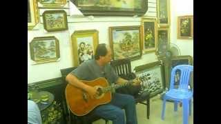 Biển nghìn thu ở lại -Guitar