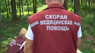 Комплексные учения по защите населения в Жодино (ТЖК