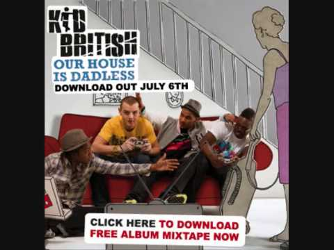 Kid British Our House Is Dadless