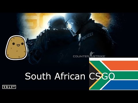 BEST South African CS:GO PLAYER