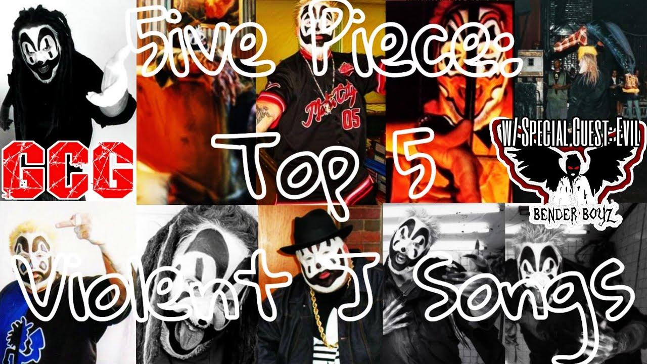 GCG: 5IVE PIECE (Top 5 Violent J tracks) w/ Special Guest Evil