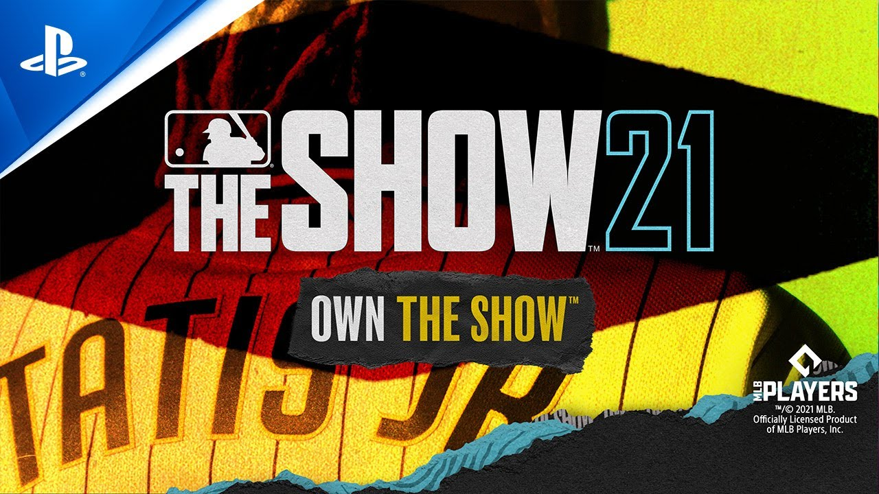MLB The Show 21 – Available Now